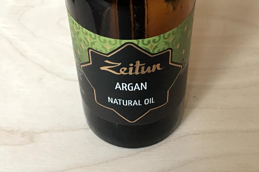 Аргановое масло