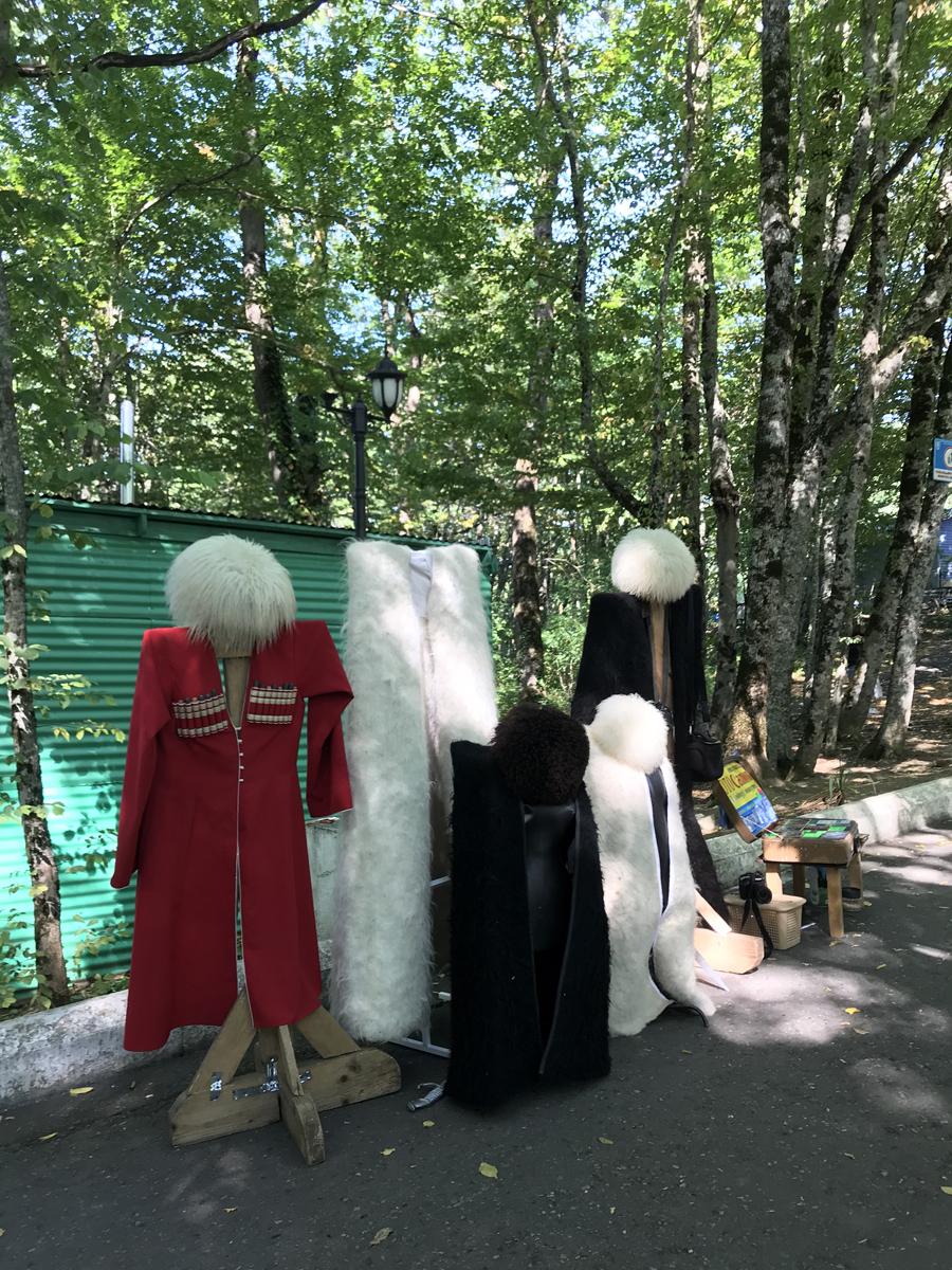 Одежда пастуха на Кавказе