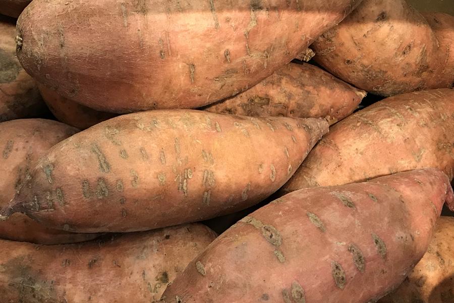 Батат: польза сладкого картофеля