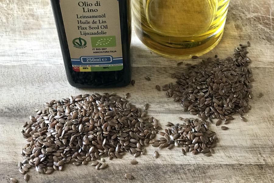 Льняное масло: польза для организма