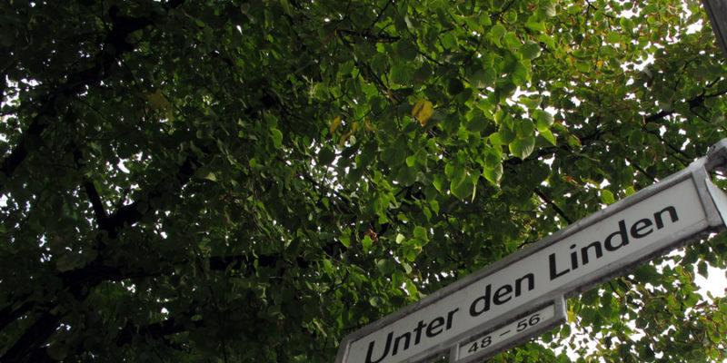 Унтер-ден-Линден