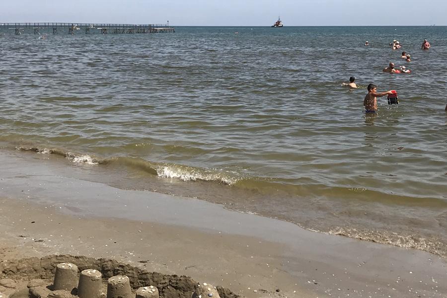 Популярные водные виды спорта летом